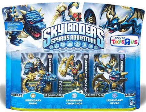 spyros adventure legendary triple pack skylandernutts