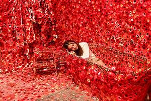 what to do in melbourne this april melbourne girl With yayoi kusamas flower obsession