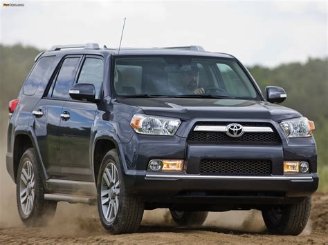 Toyota 4runner Limited 2009 Wallpapers 1600x1200