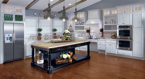 kraftmaid kitchen island popular kitchen layouts the l shaped kitchen kraftmaid 3609