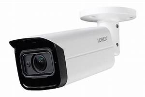 Lorex C861cf 4k Ultra Hd Analog Motorized Bullet Camera