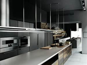 Cuisine Moderne Design : cuisine ultra moderne la cuisine quip e boffi code kitchen ~ Preciouscoupons.com Idées de Décoration