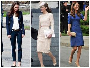 Get The Look Kate Middleton So Sue Me
