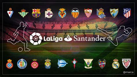 Liga Santander 2018-19: Macroencuesta de LaLiga Santander ...