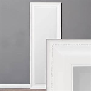 Wandspiegel Weiß Barock : spiegel copia 140x50cm pur wei wandspiegel barock 3575 ~ Lateststills.com Haus und Dekorationen