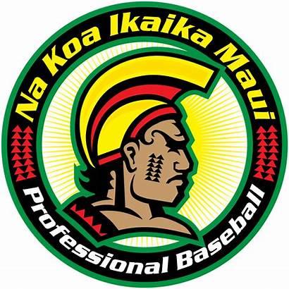 Maui Ikaika Na Koa Baseball Team Hawaii