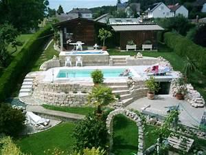 Einbau Pool Selber Bauen : schwimmbecken 3 5x7 0x1 5 m liner sand fkb schwimmbadtechnik ~ Sanjose-hotels-ca.com Haus und Dekorationen