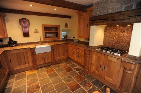 Country Oak Kitchen  Lovewood Kitchens