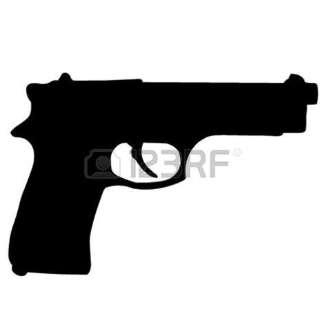 Pistol Clipart Gun Clipart