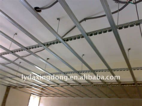 Ceiling Joist Span For Drywall by Linyi Daxingdong Steel Joist Sizes