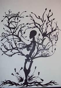 skeleton tree by meghanjoxo on deviantART on Pinterest ...