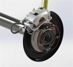 Tacoma Rear Drum To Disc Conversion Kit Is Comming Soon