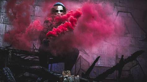 smoke  horror joker  images hd wallpapers