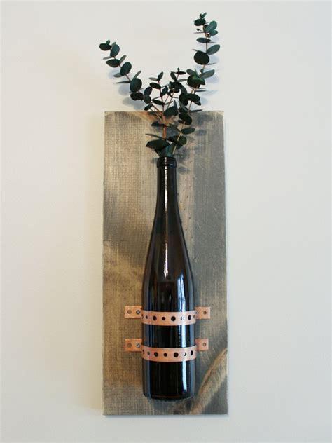 wine bottle curtains wine bottle decor rustic wall hanging kitchen decor