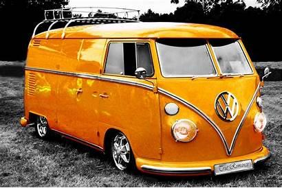 Vw Bus Camper Van Volkswagen Wallpapers Retro