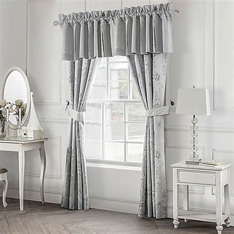 Box Valance For Sale by Waterford 174 Linens 21 Inch Box Pleat Window Valance