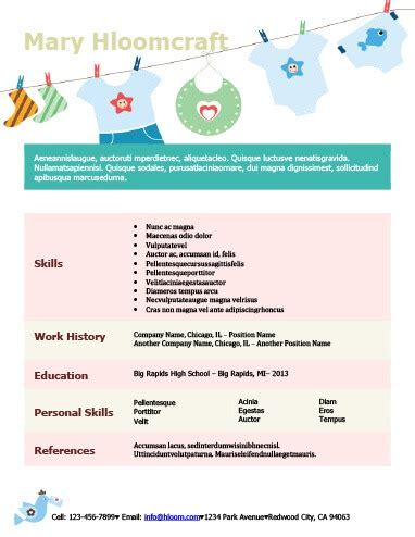 creative resume templates unique  traditional designs