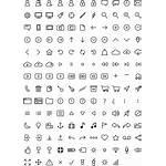 Icon Icons Library Address Web Line Designers