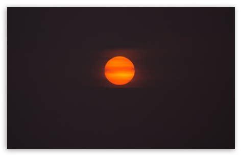 Red Sun Rising 4k Hd Desktop Wallpaper For 4k Ultra Hd Tv