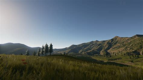 Mountains Background Photorealistic Background Mountains Pack Engine