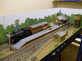 Small O Gauge Layout Plans