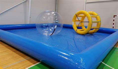 Piepūšamais baseins (Ūdens bumbām, ratam)