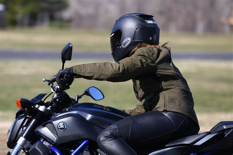motorcycle equipment stay warm while you ride with winter motorcycle gear