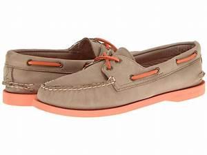 Zapatos Sperry Top Sider Mujer Originales Zapatos de