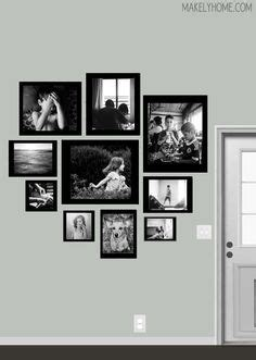 wall frame layout ideas  pinterest picture