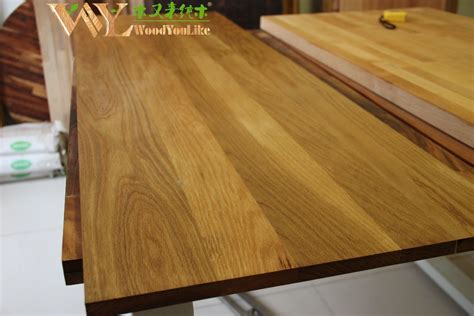 100% Solid Wooden Countertop,kitchen Counters,wood