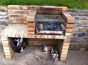 a fabriquer soi meme barbecue exterieur pinterest With barbecue exterieur a faire soi meme