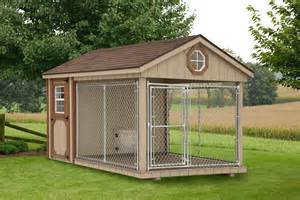 Amish Dog Kennels and Runs