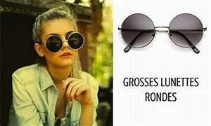 Lunette Soleil Ronde Homme : lunettes de soleil rondes femme ray ban lunettes rondes marque ~ Nature-et-papiers.com Idées de Décoration