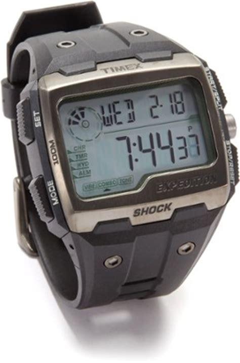 Timex Grid Shock Digital Watch   REI.com