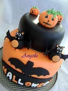 Gateau D Halloween : idee deco gateau halloween ~ Melissatoandfro.com Idées de Décoration