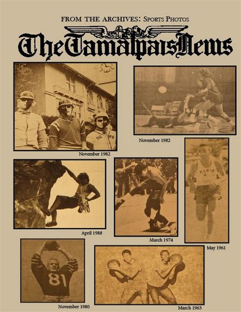 From The Archives: Sports Photos - The Tam News