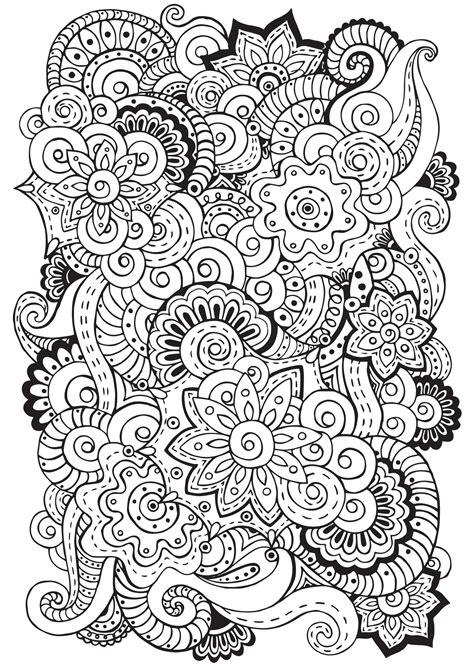 mindful meditation  art  adult coloring books