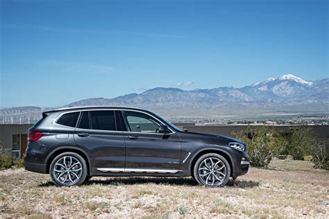 Allnew, 2018 Bmw X3 Looks Familiar But Has More Tech