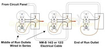 similiar wiring multiple outlets together keywords how to wire an electrical gfci outlet wiring on electrical outlets in
