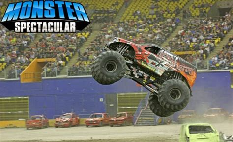 monster truck show near me top 10 amazing monster truck show events in usa
