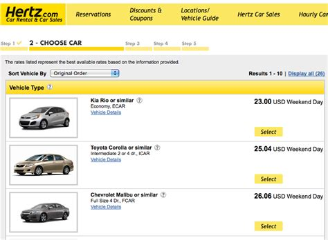 Save Money On Car Rentals With Zalyn.com