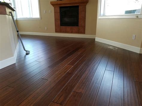 floor in java this floor is cali bamboo antique java fossilized bamboo installed by mid valley hardwood llc