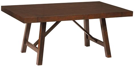two leaf dining table trestle dining room table with two leaves by standard