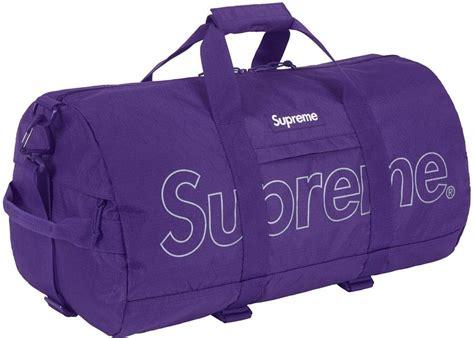 purple duffle bag  fashion bags