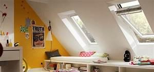 Dachschräge Einrichten Tipps : tipps zum austausch von dachfenstern dachgeschoss pinterest dachfenster fenster und dachboden ~ Indierocktalk.com Haus und Dekorationen