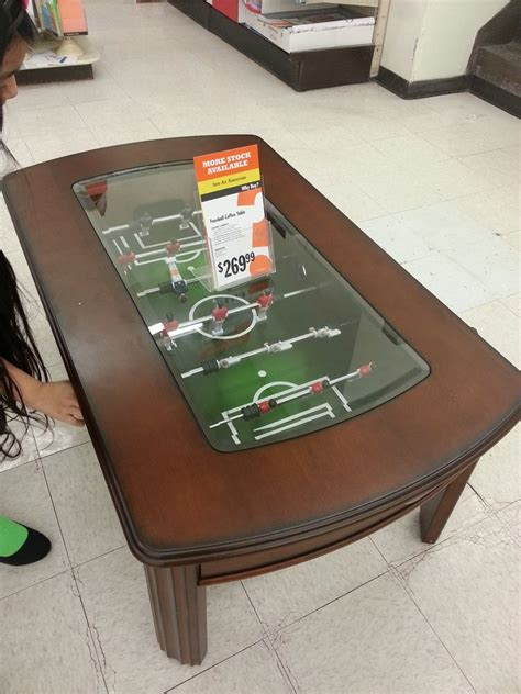 big lots coffee table foosball coffee table plans foosball and coffee table in