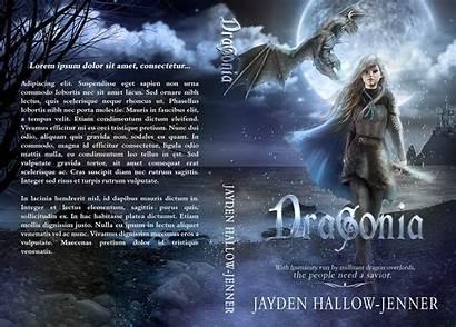 Fantasy Dragon Premade Adventure Grade Middle Covers