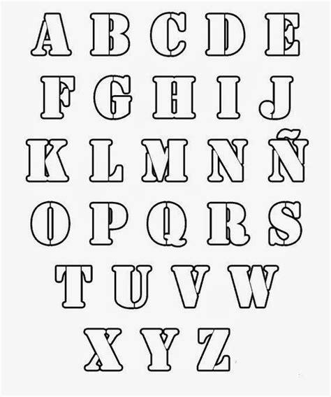 im 225 genes abecedario con dibujos de letras para imprimir todo im 225 genes