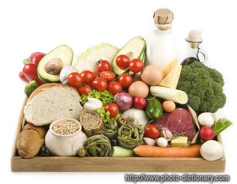 cuisine definition healthy food photo picture definition at photo
