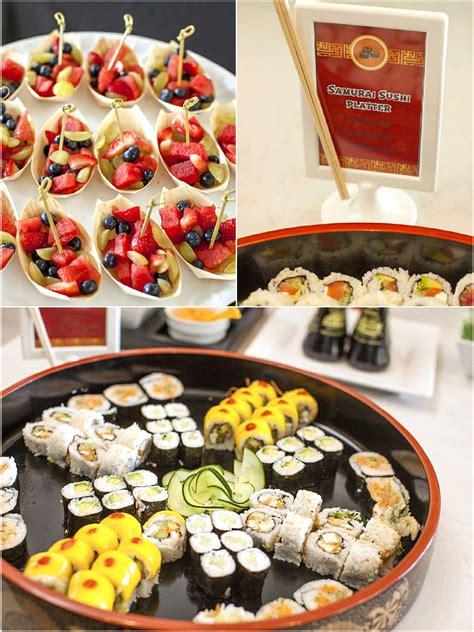 A Japanese Origami Dojo Ninja Birthday Party  Party Ideas